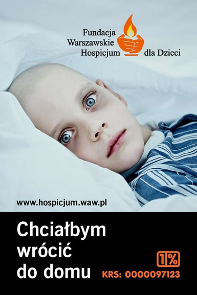 Psychologia w marketingu - reklama Warszawskiego Hocpicjum dla Dzieci KRS