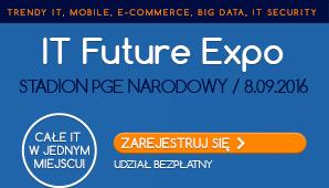 IV Targi IT Future Expo. Rozwijaj firmę dzięki nowym technologiom!