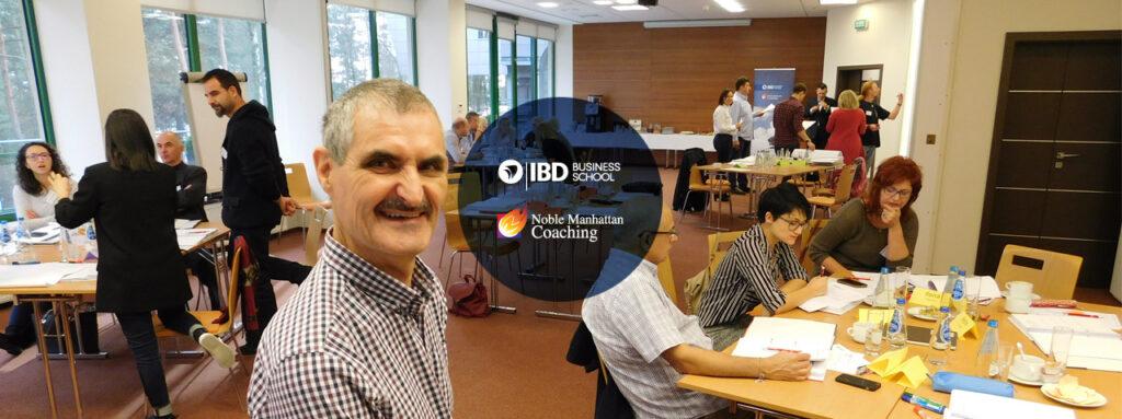 Szkoła coachingu IBD-NMC