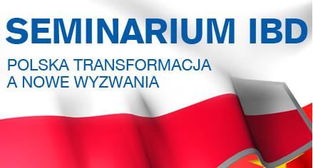 """Seminarium IBD, WZ UW i WISE Europa """"Znaczenie GPW dla polskiej gospodarki"""""""