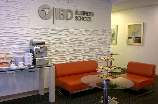 IBD Business School wspiera studenckie inicjatywy edukacyjne