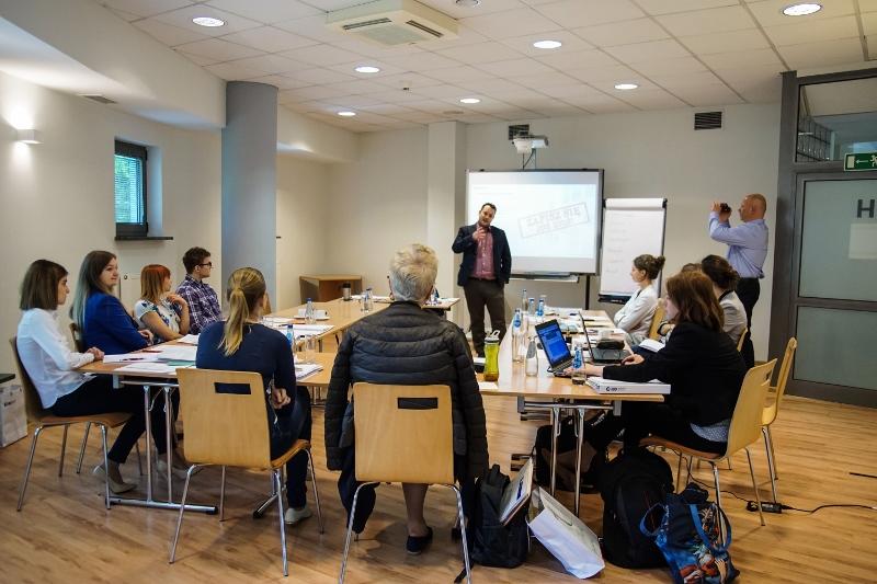 Sales Excellence Program – szkolenie wewnętrzne  dla pracowników IBD
