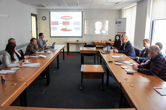Seminarium IBD Polska gospodarka a centrum i peryferie 23 kwietnia 2015