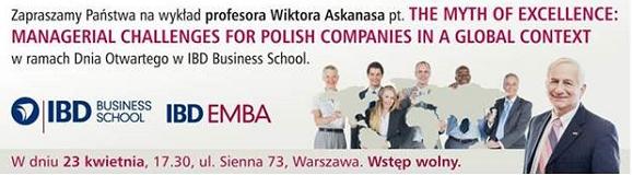 Dzień otwarty w IBD Business School