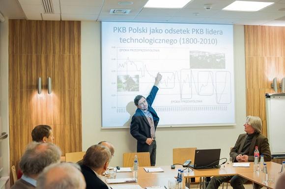 Seminarium IBD: Rozwój gospodarczy i skok cywilizacyjny Polski w XIX w.