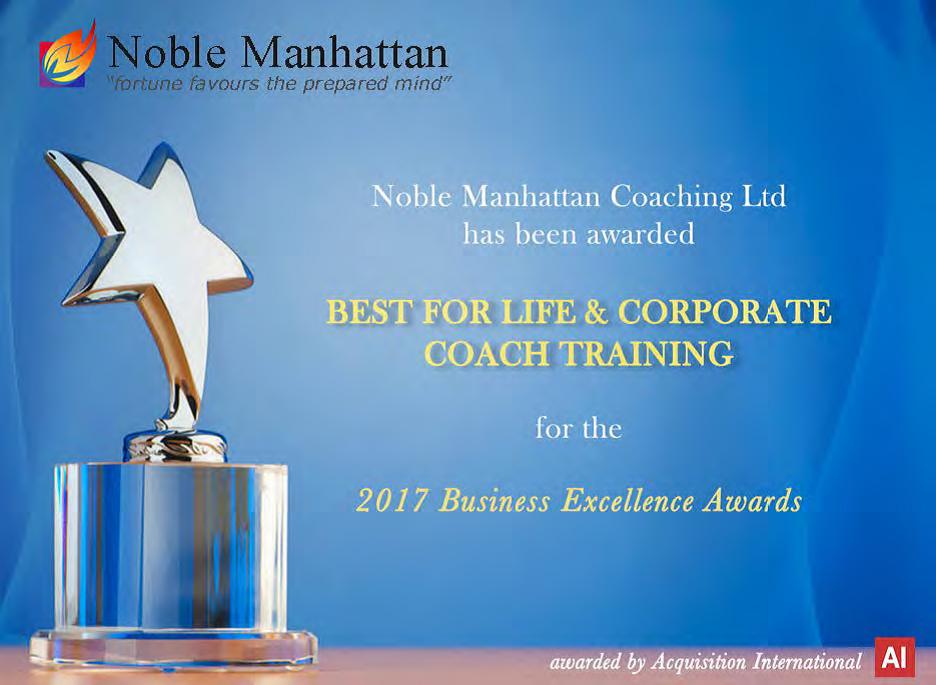 Noble Manhattan Coaching święci triumfy!