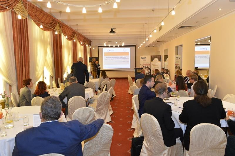 Firma przyszłości wyzwania menedżera XXI wieku. Lublin, 19 października 2016. Fotorelacja