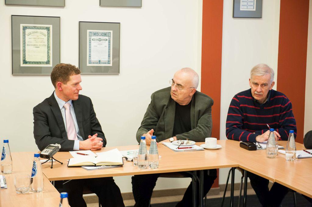 Seminarium IBD: Między integracją a dezintegracją. Fotorelacja
