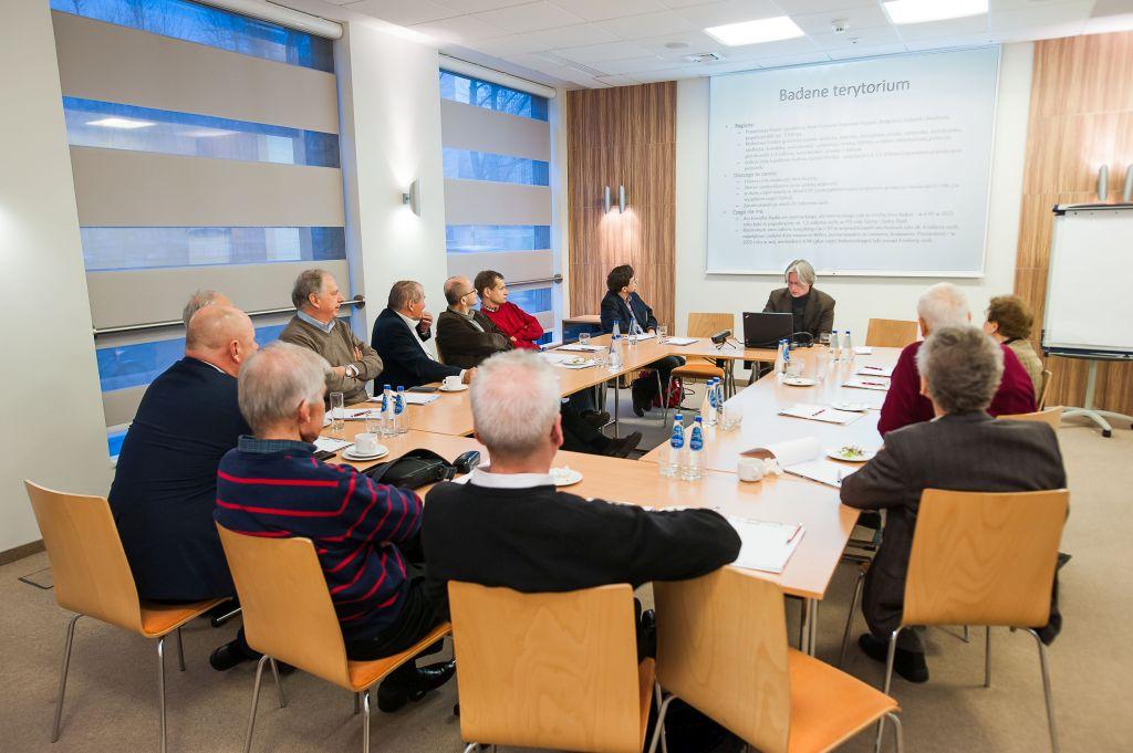 Seminarium IBD 27 listopada 2015: Rozwój gospodarczy i skok cywilizacyjny Polski XIX w. Fotorelacja