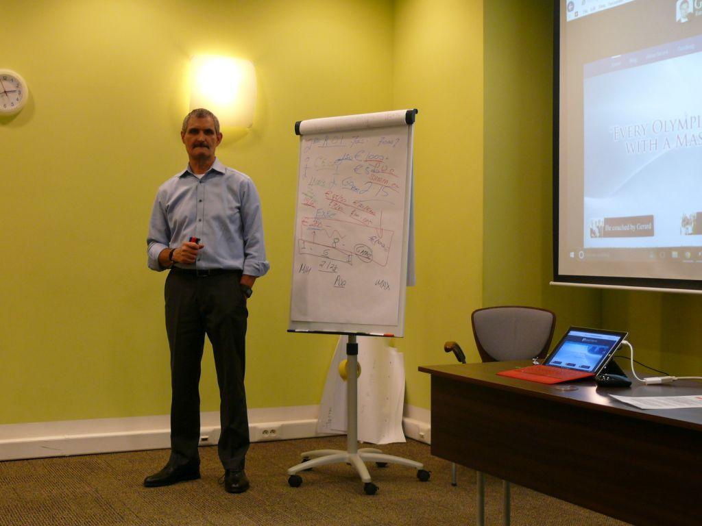 Introduction to Coaching 19 listopada 2015. Fotorelacja