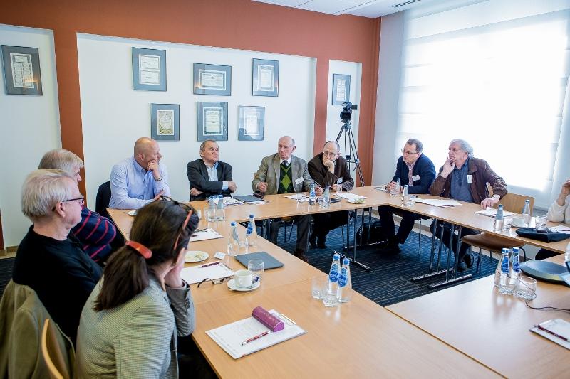 Seminarium IBD Nowe podejście do prowzrostowej polityki fiskalnej i pieniężnej szanse i zagrożenia 28 maja 2015. Fotorelacja