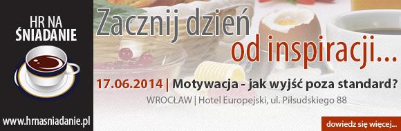 Zacznij dzień od inspiracji. HR na Śniadanie we Wrocławiu!
