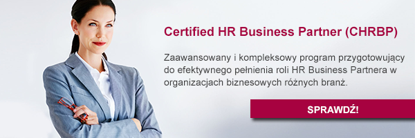 szkolenie dla HR Biznes Partnerów
