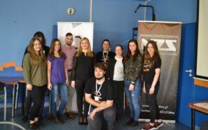 zdjęcie grupowe uczestników X edycji