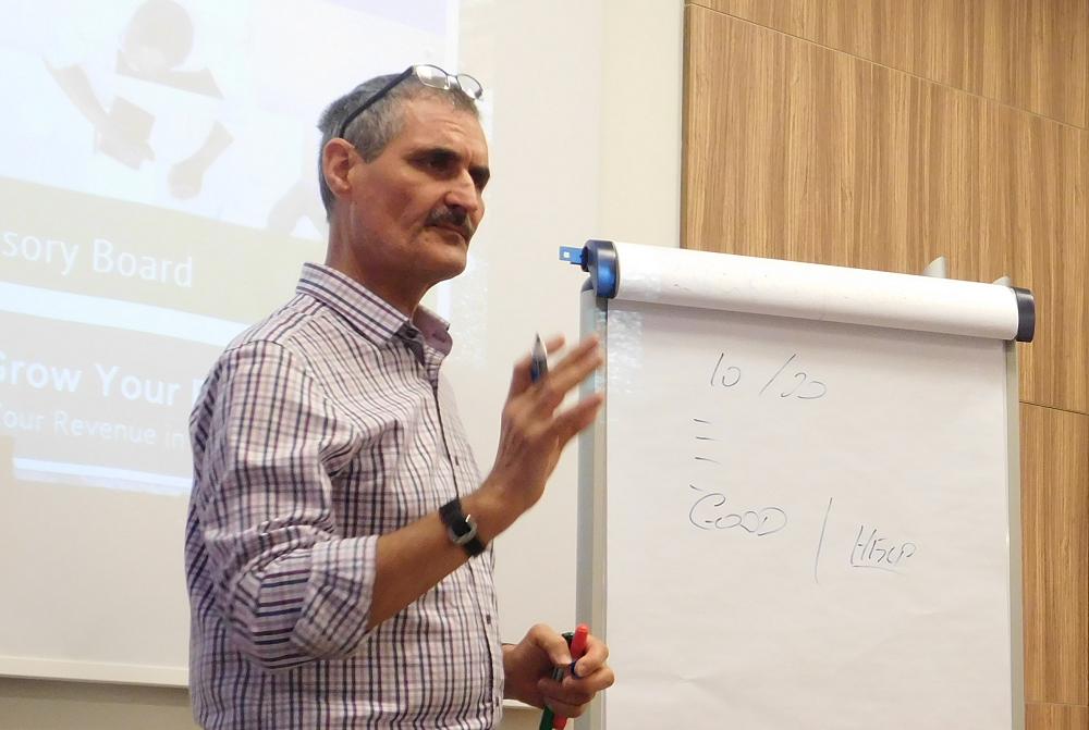 Executive Coaching & Leadership z Gerardem O'Donovanem