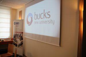 logo Bukinghamshire New University