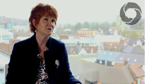 Wywiad z dr Lrraine Watkins-Mathys