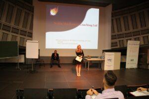 Agnieszka Ausfeld - przemówienie
