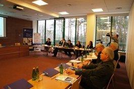 Konferencja podsumowująca projekt EFS dla ABB. Fotorelacja