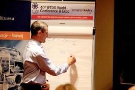 Instytut Rozwoju Biznesu na 40. Konferencji IFTDO i XIII Kongresie Kadry & Expo. Fotorelacja