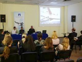 Centrum Konferencyjne i Instytut na targach Meetings Poland