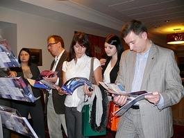 Instytut Rozwoju Biznesu wystawcą targowym na konferencji Rozwiązania HR 2011. Fotorelacja