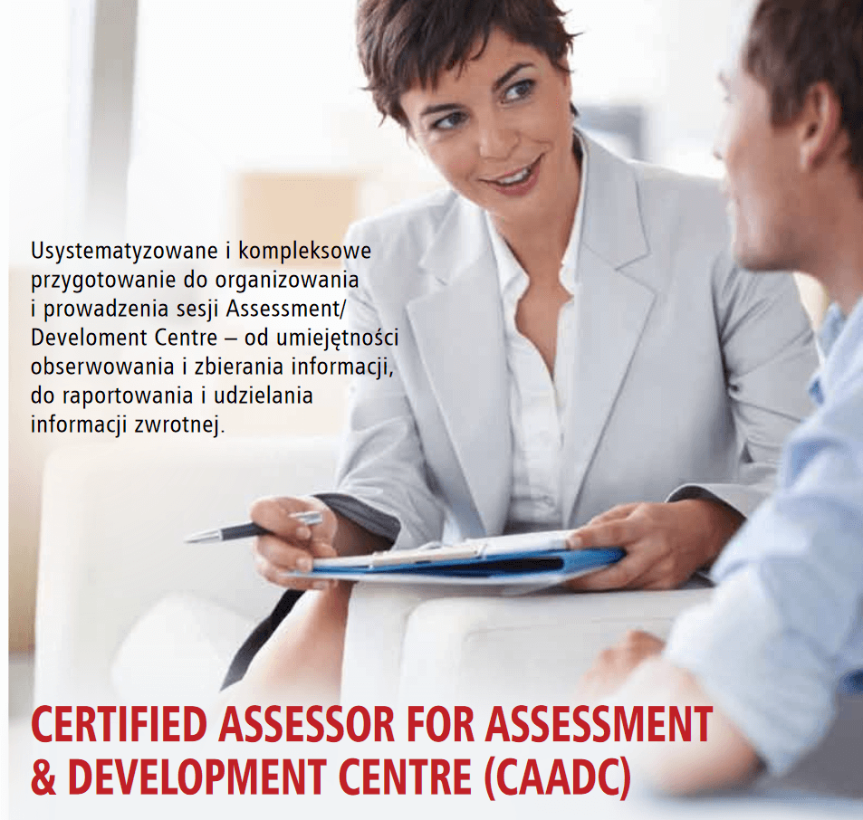 metoda assessment centre i development centre