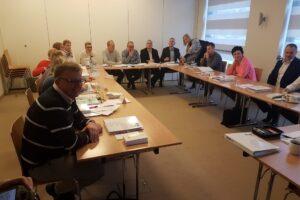 posiedzenie uczestników edycji kursu