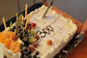 krojenie tortu