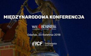 IBD Business School sponsorem międzynarodowej konferencji We4Business