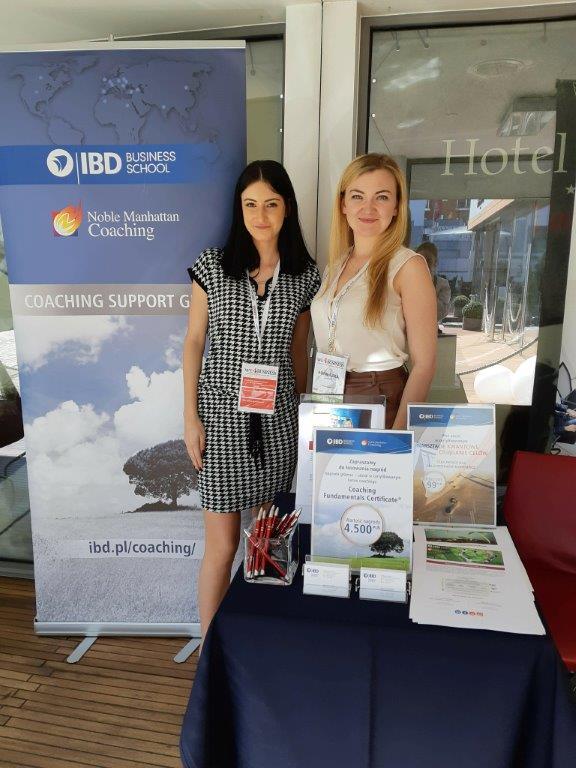 IBD Business School partnerem konferencji