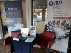 IBD - stoisko konferencyjne