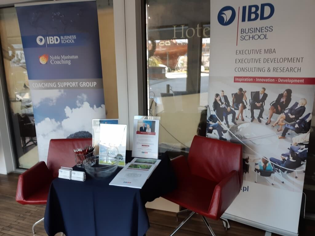 IBD Business School partnerem konferencji We4Business