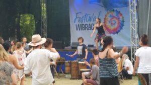 Festiwal Wibracje 2018 w Green Parku w Serocku