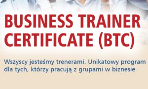 Kurs trenera biznesu online w IBD Business School