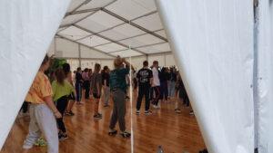 I'M IN Training Program – Warsztaty taneczne w Green Parku