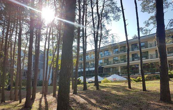 Green Park w Serocku. Miejsce dobrych spotkań