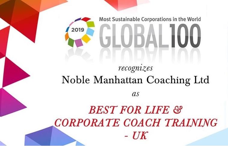 Noble Manhattan Coaching Ltd – nagrodzony